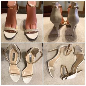 INC International Concepts heels 10M